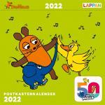 Die Maus Postkartenkalender 2022