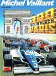 Michel Vaillant 42: Mit 300 Sachen durch Paris