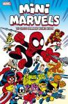 Mini Marvels - Die große Sammlung kleiner Helden