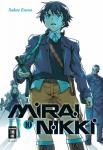 Mirai Nikki Band 10