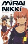 Mirai Nikki Band 11