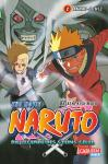 Naruto - The Movie: Die Legende des Steins Gelel (Anime-Comic) Band 2