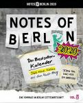 Notes of Berlin 2020