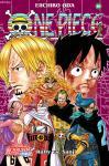 One Piece 84: Ruffy vs. Sanji