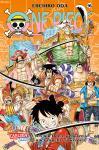 One Piece 96: Ich bin Oden, geboren, um gekocht zu werden