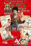 One Piece Quiz Book - Get or lost