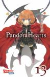 Pandora Hearts Band 13