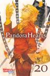 Pandora Hearts Band 20