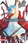 Pandora Hearts Band 21