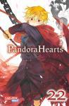 Pandora Hearts Band 22