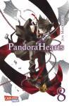 Pandora Hearts Band 8