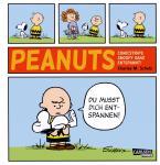 Peanuts Comicstrips
