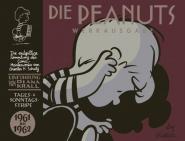 Die Peanuts Werkausgabe 6: 1961-1962