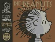Die Peanuts Werkausgabe 16: 1981-1982