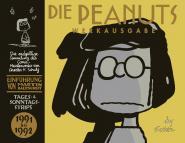 Die Peanuts Werkausgabe 21: 1991-1992