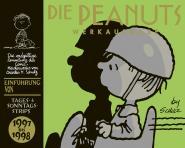 Die Peanuts Werkausgabe 24: 1997-1998