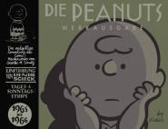 Die Peanuts Werkausgabe 8: 1965-1966