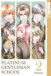 Platinum Gentleman School Band 2