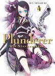 Plunderer - Die Sternenjäger Band 4
