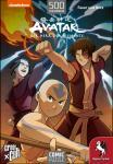 Comic-Puzzle: Avatar - Feuer und Blitz