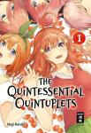 The Quintessential Quintuplets Band 1