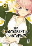 The Quintessential Quintuplets Band 2