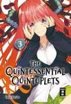 The Quintessential Quintuplets Band 3