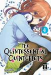 The Quintessential Quintuplets Band 4