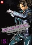 Resident Evil - Marhawa Desire Band 5