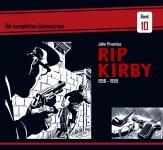 Rip Kirby - Die kompletten Comicstrips 10: 1958 - 1959