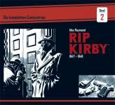 Rip Kirby - Die kompletten Comicstrips 2: 1947 - 1948