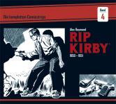 Rip Kirby - Die kompletten Comicstrips 4: 1950 - 1951