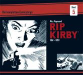 Rip Kirby - Die kompletten Comicstrips 5: 1951 - 1953