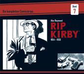 Rip Kirby - Die kompletten Comicstrips 7: 1954 - 1955