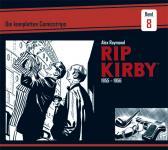 Rip Kirby - Die kompletten Comicstrips 8: 1955 - 1956