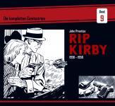 Rip Kirby - Die kompletten Comicstrips 9: 1956 - 1958