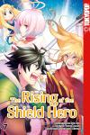 The Rising of the Shield Hero Band 7