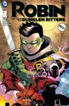 Robin - der Sohn des Dunklen Ritters 1: Das Jahr des Blutes