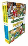 Don Rosa Library Onkel Dagobert und Donald Duck - Schuber 1 (Band 1 und 2)