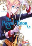 The Royal Tutor Band 2
