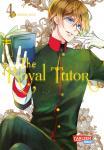 The Royal Tutor Band 4