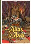 Die Saga von Atlas und Axis Band 3