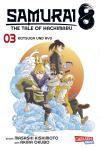 Samurai 8 – The Tale of Hachimaru 3: Kotsuga und Ryu
