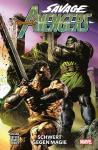 Savage Avengers 2: Schwert gegen Magie