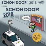 Schön doof! Postkartenkalender 2018
