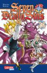 Seven Deadly Sins Band 24