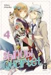 Shinobi Quartet Band 4