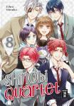 Shinobi Quartet Band 8