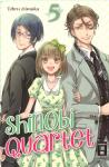 Shinobi Quartet Band 5