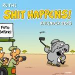 Shit Happens Kalender 2019
